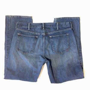 Banana Republic Straight leg Jeans Mens 38 x 32
